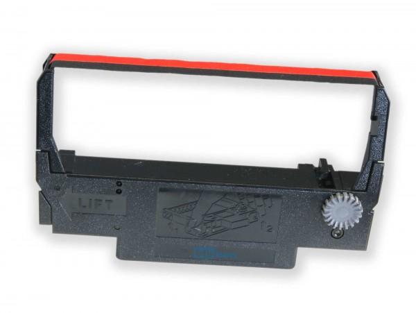 Farbbandkassette Micros Fidelio (schwarz / rot)
