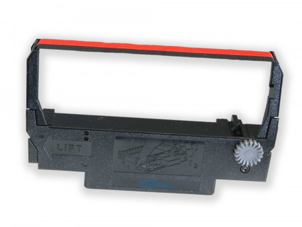Farbbandkassette KaTS P 630 I (schwarz / rot)